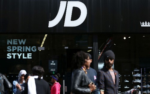 JD Sports stops paying rent to landlords amid government's high street lockdown