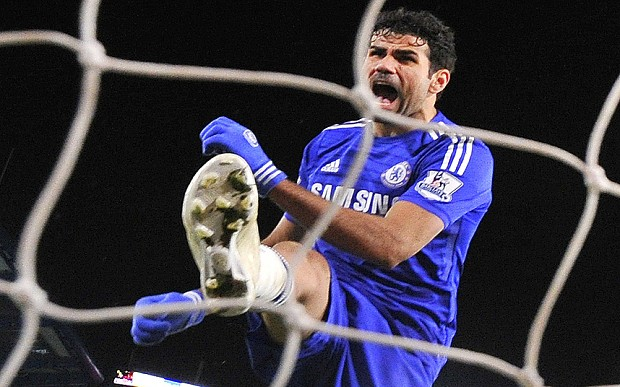 Spiky Diego Costa is the perfect fit for Jose Mourinho's Chelsea