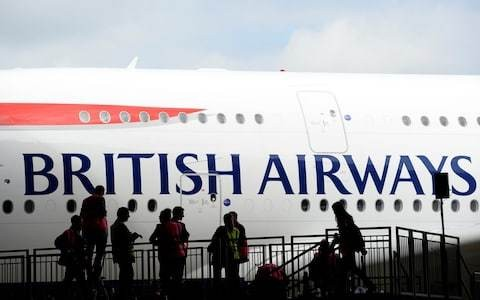 Egypt expresses dismay at 'unilateral' British Airways flight suspension