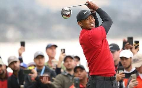 Tiger Woods not expected to play any Open prep events