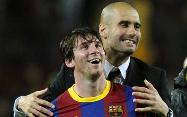 Barcelona v Bayern Munich: Lionel Messi hails influence of Pep Guardiola ahead of Champions League semi-final