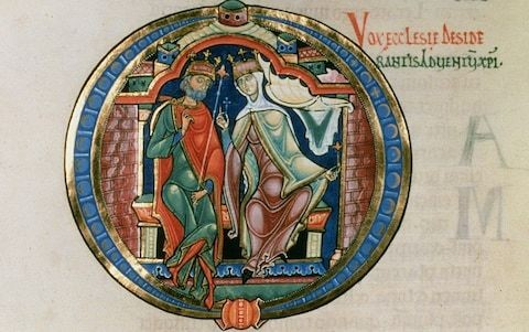 Sacred Mysteries: A bible that cost the same to make as building a small castle