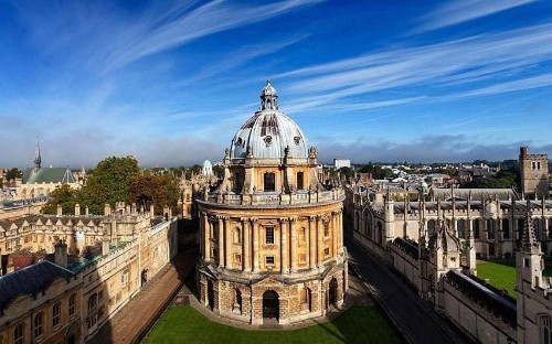 Oxford University's chancellor warns of national security risks when academics collaborate with China