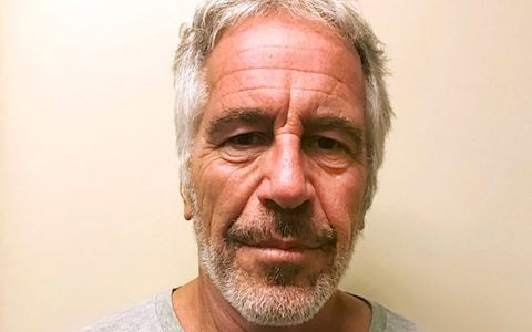 Jeffrey Epstein signed will two days before suicide as battle for £475m estate begins