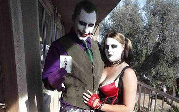 Las Vegas police-killer made disturbing video as The Joker