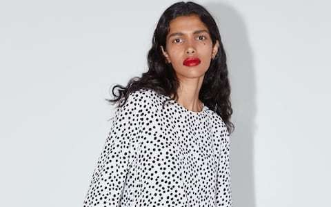 Zara's £40 polka-dot maxi is proof that dressing for yourself never goes out of fashion