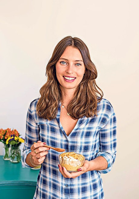 Deliciously Ella's healthy sweet treat recipes