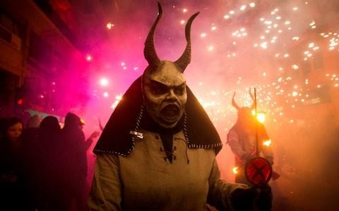 Exorcists from across Christianity gather to trade tips on fighting Satan