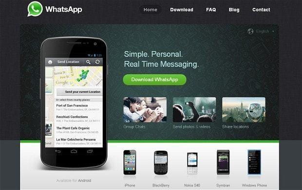 WhatsApp grows bigger than Twitter