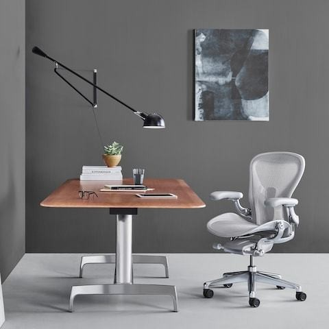 Herman Miller remasters the Aeron chair
