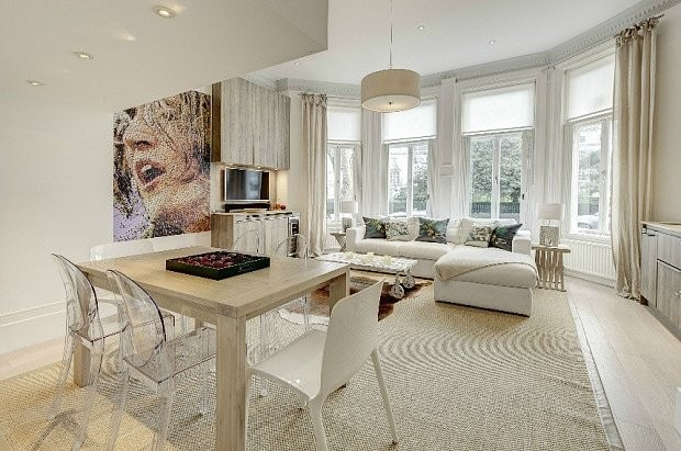 The UK's most expensive studio flat could be yours... for £1.175m