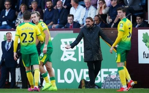 Norwich given harsh lesson in what Premier League life is like away from home