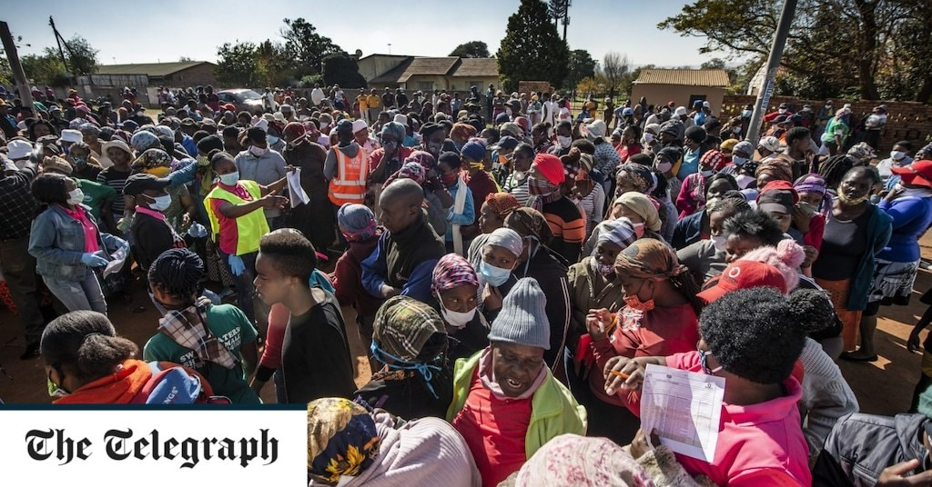 Fears over coronavirus surge as South Africa goes back to work