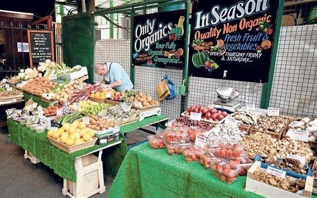 Revealed: the fruit and veg you should always buy organic
