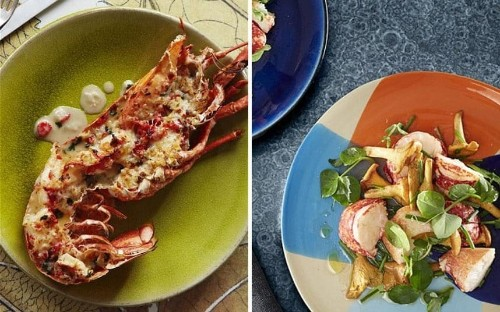 Lovely lobster: the best recipes