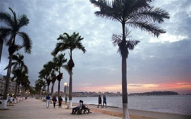 The most expensive city for expat living is in... Angola?