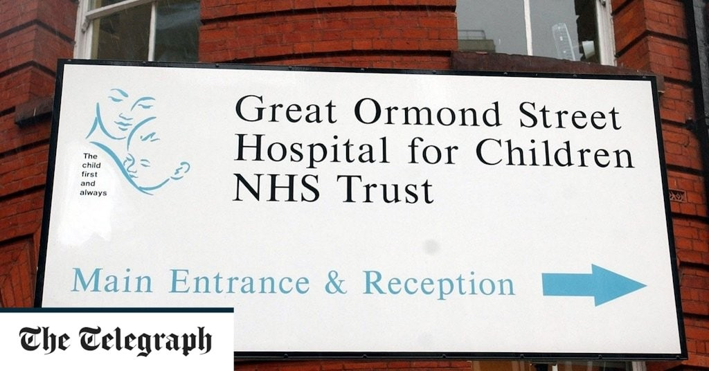 Former Great Ormond Street Hospital porter accused of 84 child sex offences