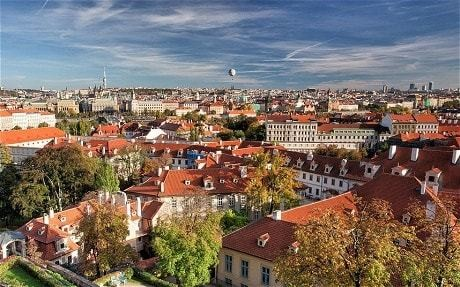 Prague attractions: what to see and do in autumn