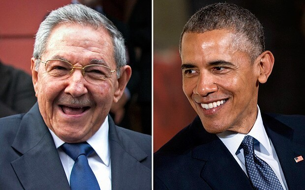 Barack Obama and Raul Castro prepare for historic meeting at Summit of the Americas