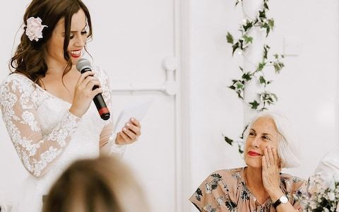 I hated weddings – until my daughter changed my mind