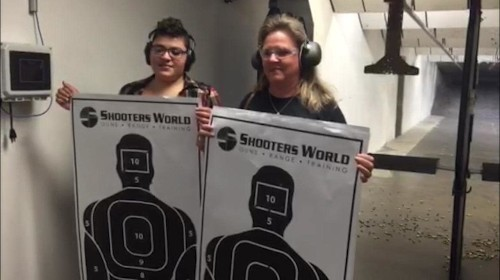 Inside the Pink Pistols: the pro-gun group arming gay America