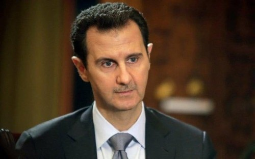 'The Cold War never ended...Syria is a Russian-American conflict' says Bashar al-Assad