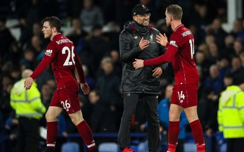Liverpool are not bottling the title - they are an outstanding side narrowly trailing an even better one