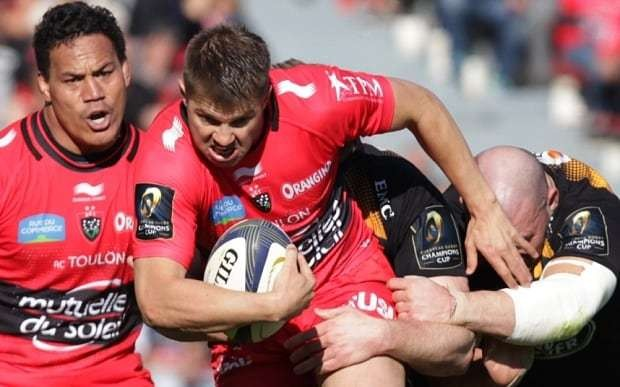 Toulon 32 Wasps 18, European Champions Cup match report: European champions edge into semi-finals
