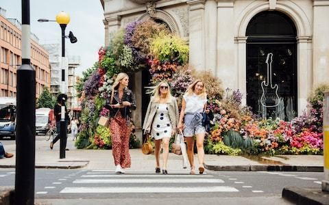 Chelsea fever: all the best cocktails, teas and floral festivities in London
