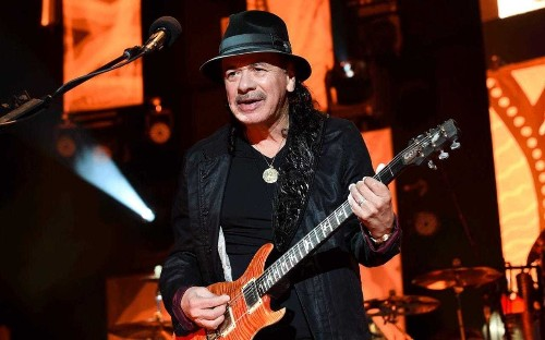 Carlos Santana reunites his band after 45 years