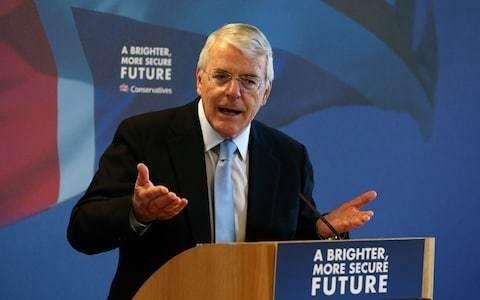 John Major urges Boris Johnson to sack Dominic Cummings and reinstate rebel MPs