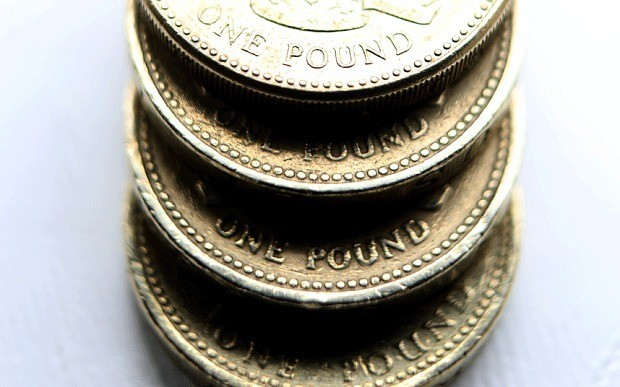 Forex Focus: Rate-rise talk sends the pound to new heights