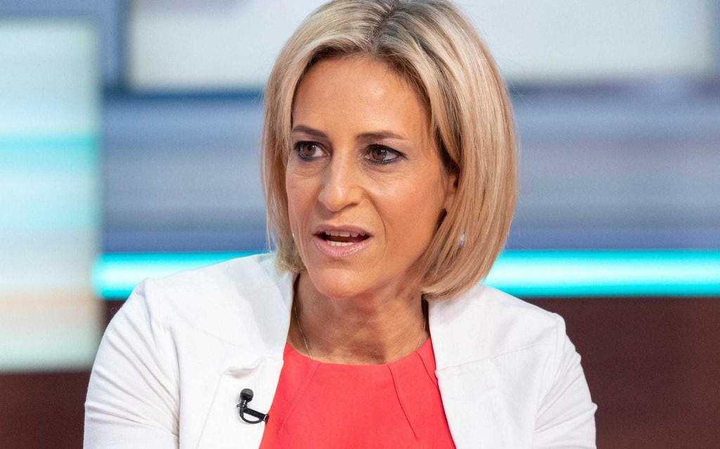 Emily Maitlis 'asked for night off' Newsnight, as Tory MPs say her tone is 'biased' and 'confrontational'