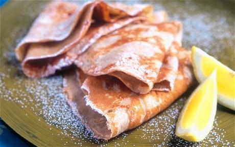 Pancake Day: expert tips for making perfect pancakes