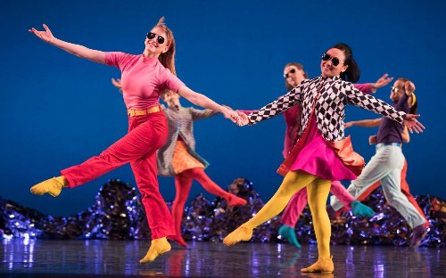 Pepperland, Mark Morris Dance Group, Sadler's Wells, review: the trip of a lifetime with the Beatles