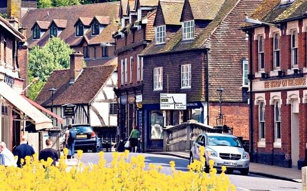 Winchester named best place to live in Britain