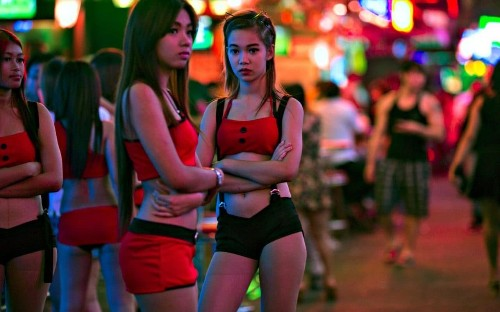 Expat wives' biggest fear in south-east Asia? Hubby running off with a bargirl