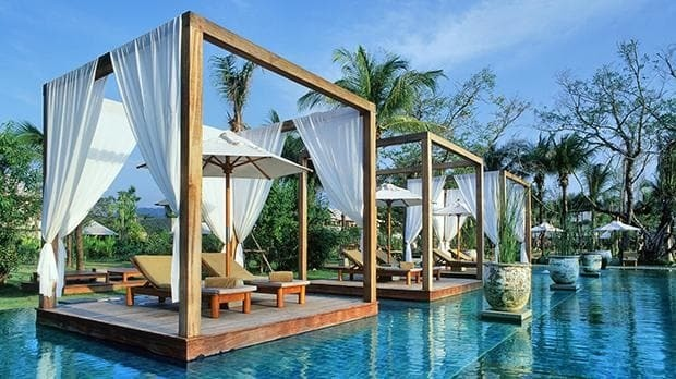 The best honeymoon hotels in south-east Asia