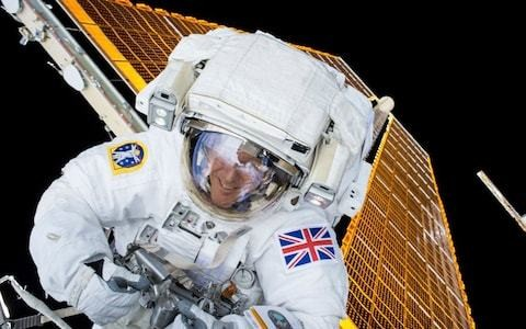 Major Tim Peake: six-month stays on the lunar surface will prepare us for Mars