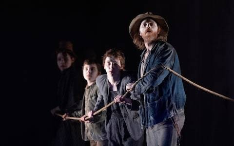 The Secret River, review, King's Theatre, Edinburgh International Festival: A compelling historical epic