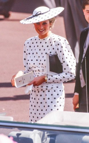 From Princess Diana to the Duchess of Sussex: the best royal outfits at Ascot over the years