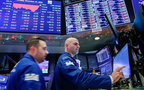 Bounce for UK and global markets is enough to put a spring in the step