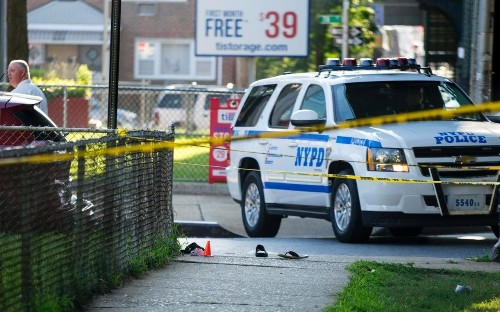 Imam and his assistant shot dead in New York as local Muslims accuse Donald Trump of stoking Islamophobia