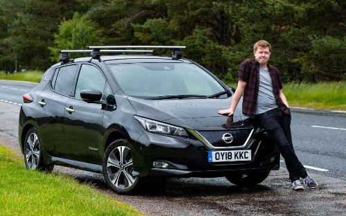 Is an electric car viable for long journeys? A newcomer to battery-powered driving finds out
