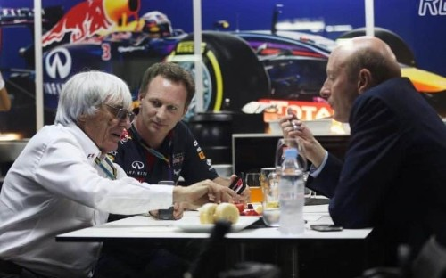 Money men are running Formula One into the ground