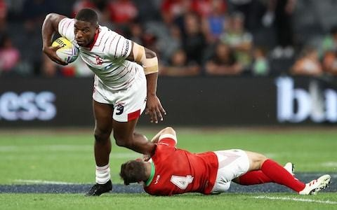 England outclass Wales in World Cup Nines opener