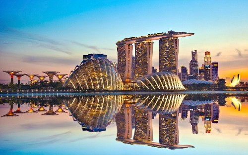 What should you do in Singapore?