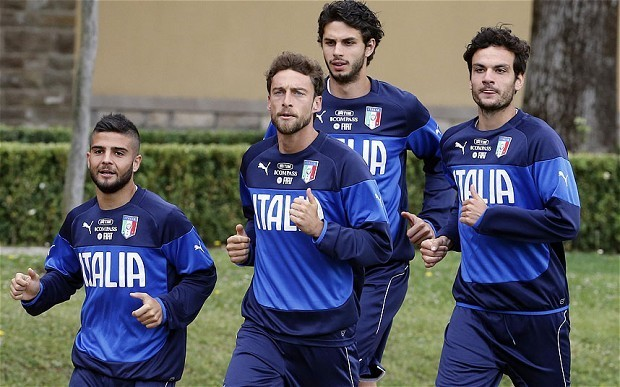 World Cup 2014: Italy's shape-shifting super-powers could cause England problems in Brazil