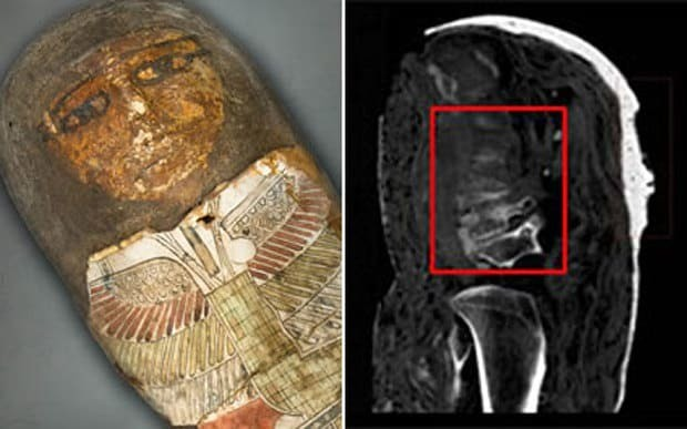 Archaeologists and experts say two mummies in the Vatican Museum are fakes