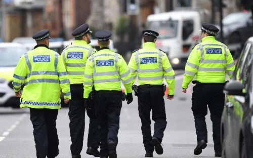 Three stabbings in under 90 minutes in London leave three men in life-threatening condition
